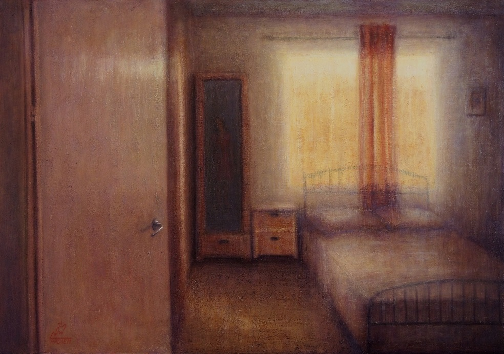 Hadieh Afshani- The Bedroom